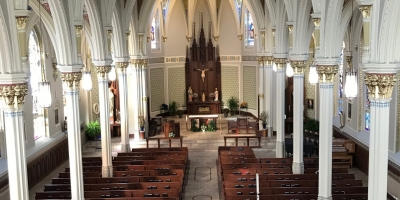 St. Augustine Nave