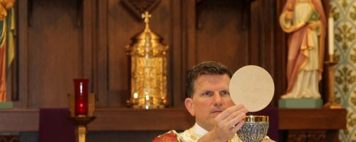 A message from Father Steffes